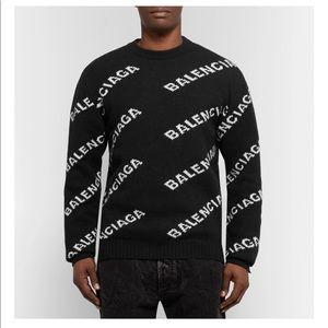 Authentic Balenciaga Sweater Men's size M